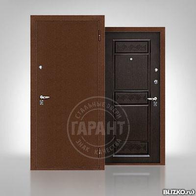 металлические двери российского производства гарант