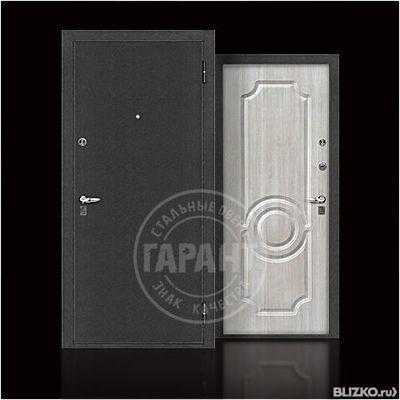 металлические двери фирмы гарант металл