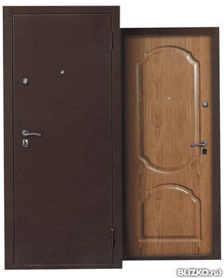 стальные двери комфорт гарант