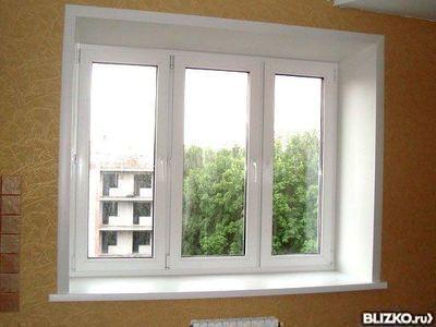 Ремонт, утепление окон и балконных дверей (пвх, дерево) регу.