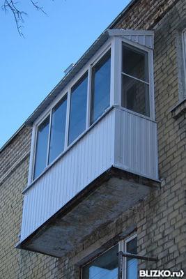 Устройство Юбки Балкона