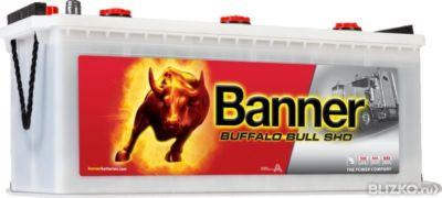 Аккумулятор для грузового автомобиля Banner Buffalo Bull 140Ач 640 35 SHD - фото 10