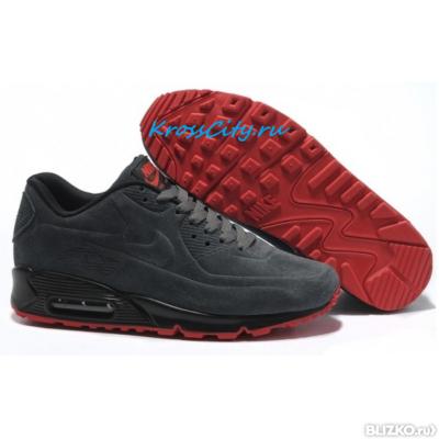 8a2f17c7 Мужские кроссовки Кроссовки Nike Air Max 90 VT Dark Grey от компании ...