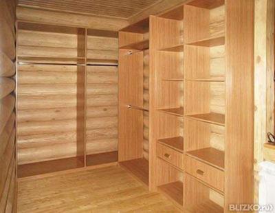 Как сделать гардеробную своими руками в домашних условиях из дерева 29