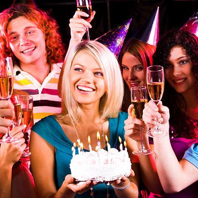 Тематические вечеринки на день рождения в ресторане